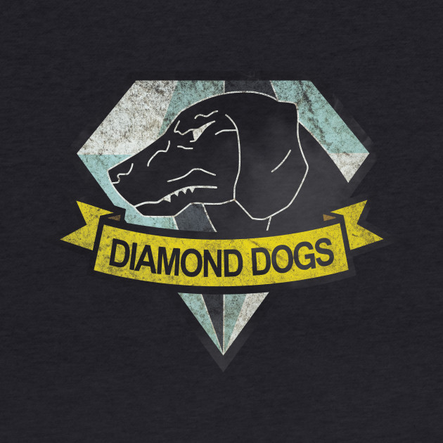 Diamond Dogs (Distressed) - Metal Gear Solid V: The Phantom Pain