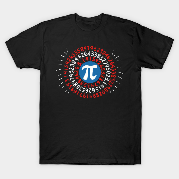 8af71b85a Math: Captain Pi - Mathematics - T-Shirt | TeePublic