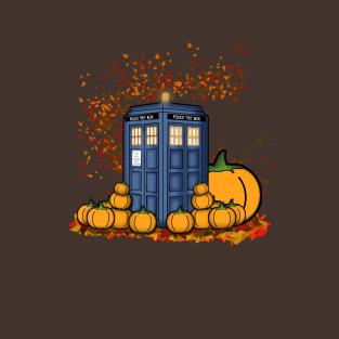 TARDIS Pumpkin Patch