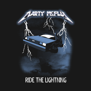McFly The Lightning t-shirts