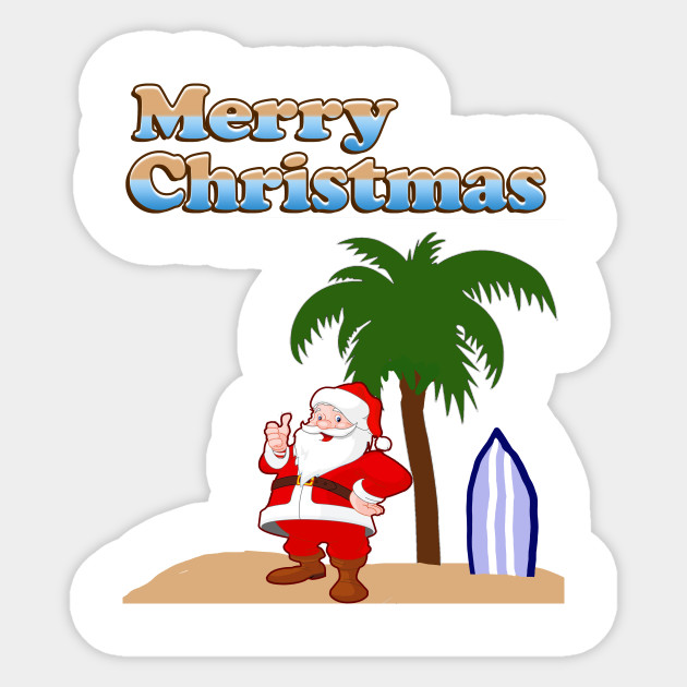 2105366 1 - Merry Christmas Beach Images