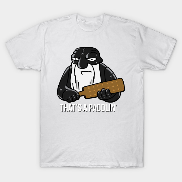 That's A Paddlin' BDSM T-Shirt-TOZ