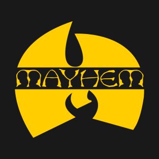 Mayhem Clan t-shirts