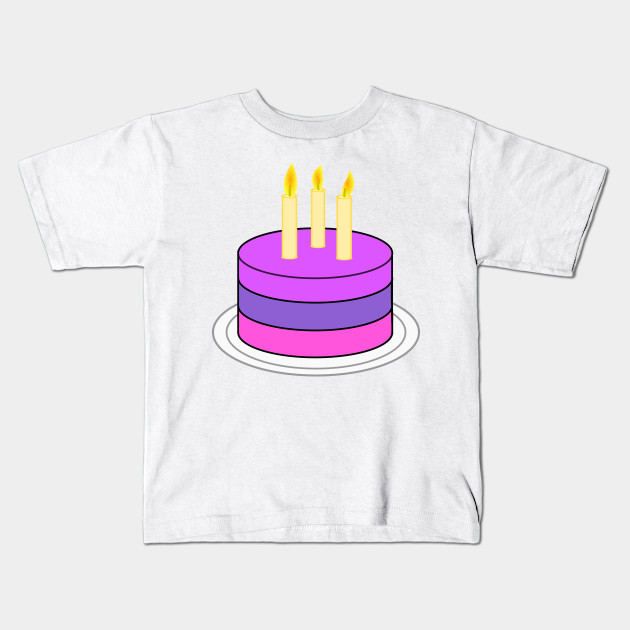 Limited Edition Exclusive Birthday Cake Birthday Cake Kids T