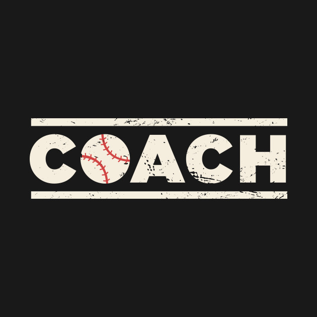Retro Baseball Coach
