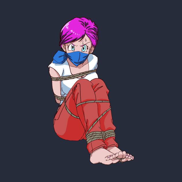 Bondage Anime Manga Barefoot Girl - Manga - Hoodie | TeePublic
