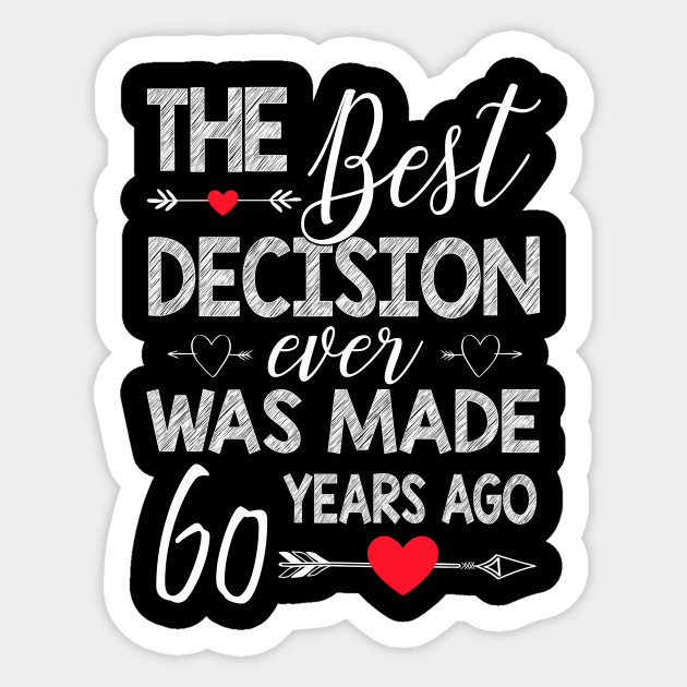 60th Wedding Anniversary Shirt For