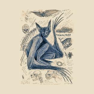 Pipisanguisuge - Vampire Bat t-shirts