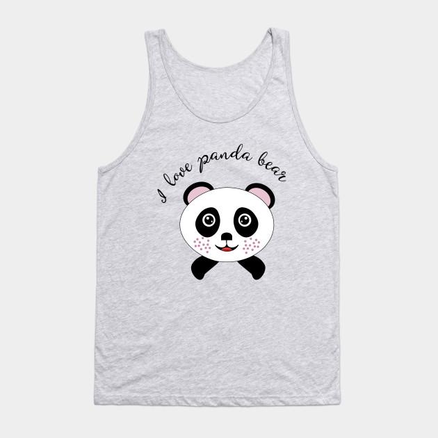 i love panda bear unicorn ninja pandanin dabearfunny