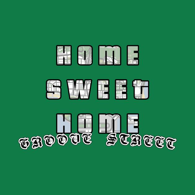 Groove St. - Home Sweet Home