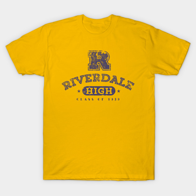 Riverdale High School - Archie Comics - T-Shirt | TeePublic