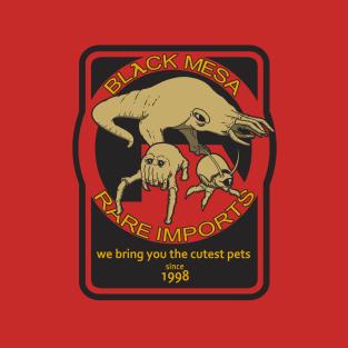 Black Mesa Rare Imports.