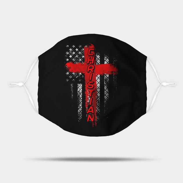 Proud I'm Christian Flag