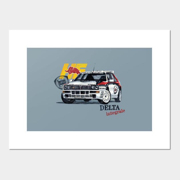 Delta Integrale - Lancia - Custodia per Cellulari  TeePublic IT