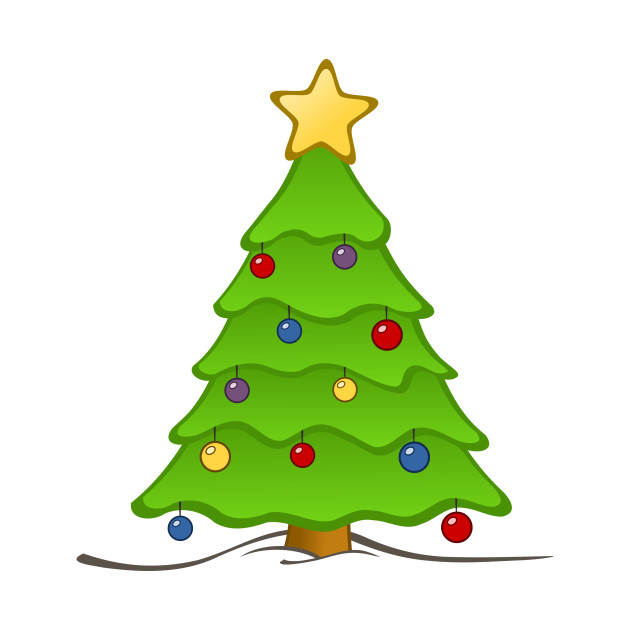 Limited Edition Exclusive Drawing Christmas Tree Drawing