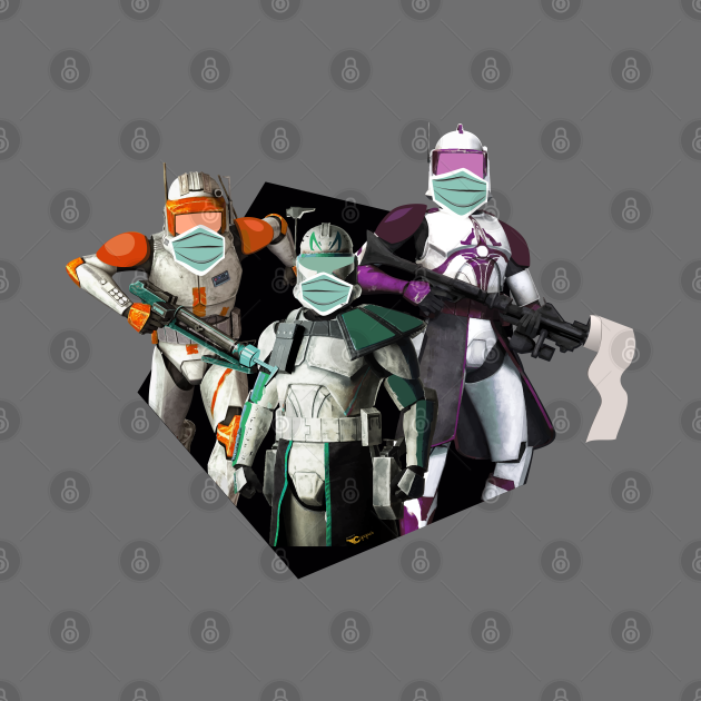 Cautious Troopers