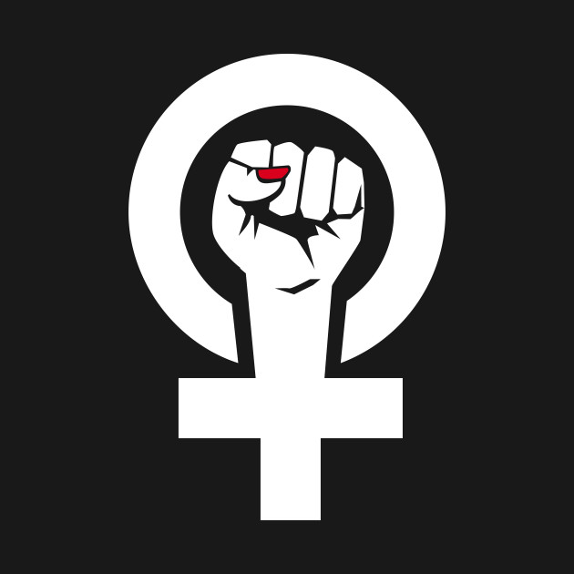 Feminist Fist T Shirt Womens March Womens Rights Gift Womens
