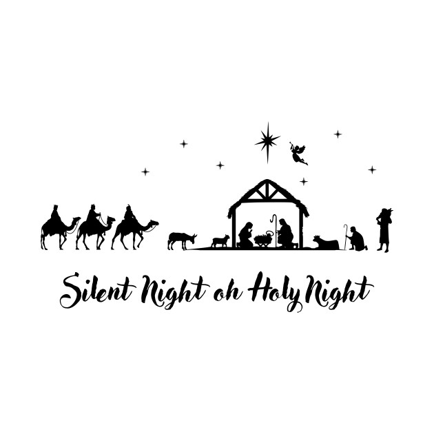 Silent Night Oh Holy Night