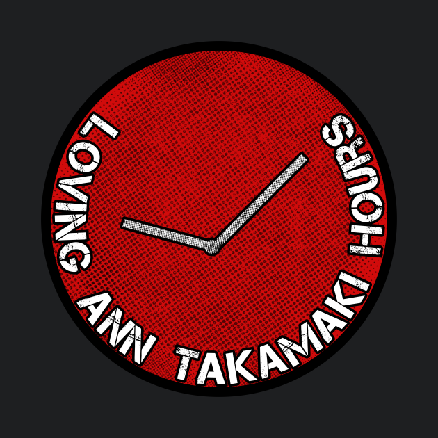 Loving Ann Takamaki Hours