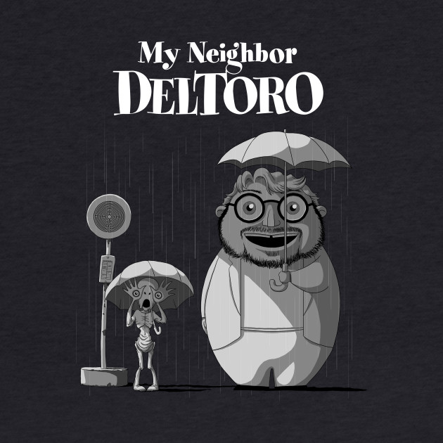 My Neighbor Del Toro
