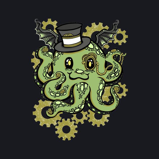 Steam-Punk Cthuhlu