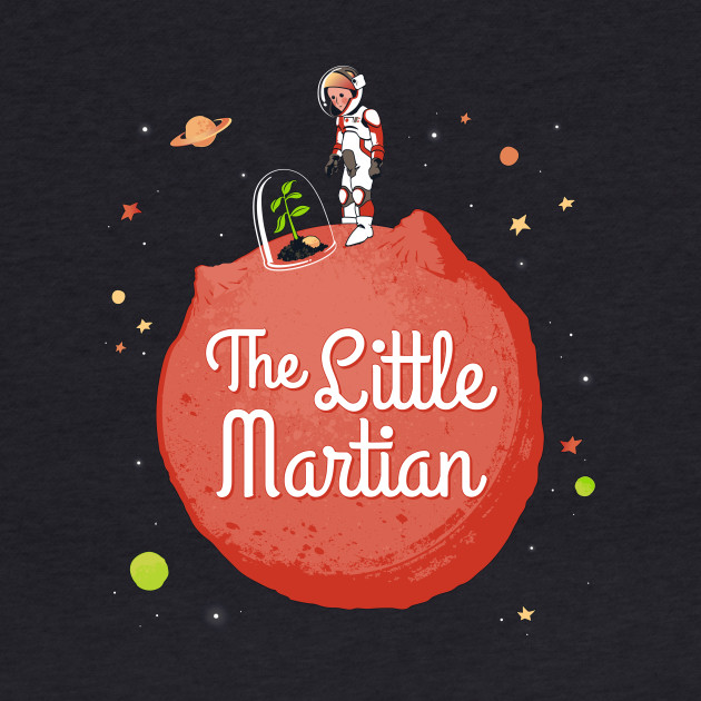 The Little Martian