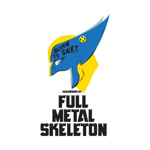Full Metal Skeleton