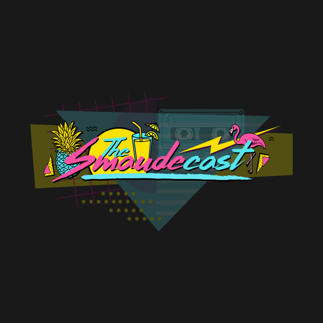 The Smaudecast Logo