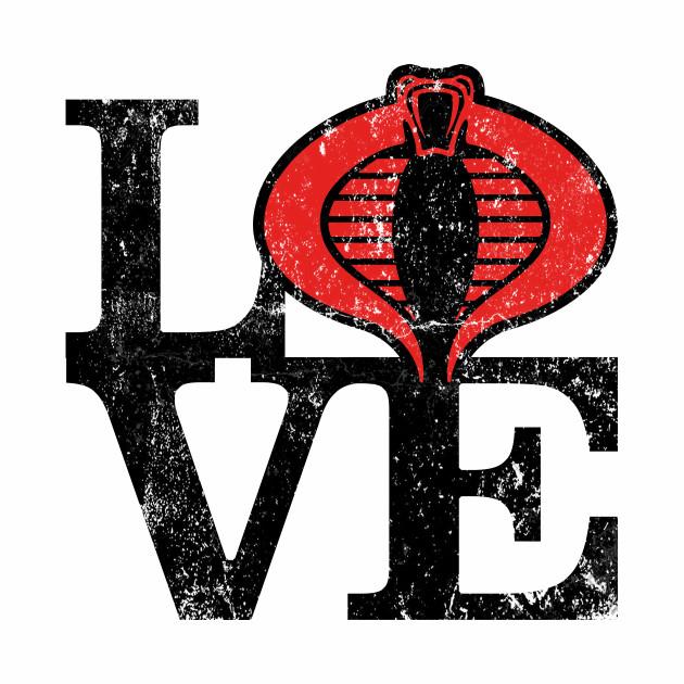 LOVE COBRA