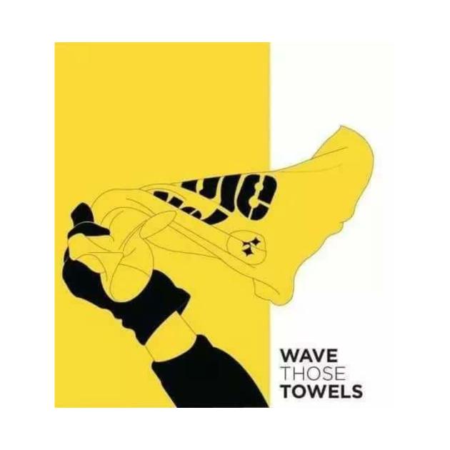 Wave Those Towels!