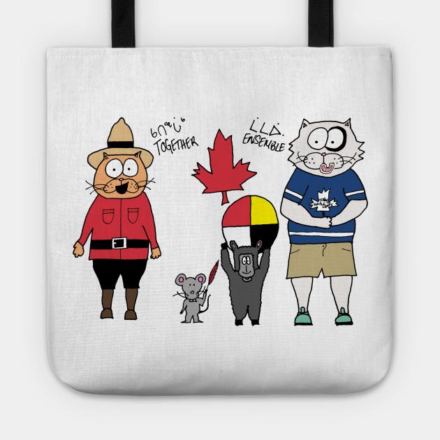 Happy Kitten Canada Day!