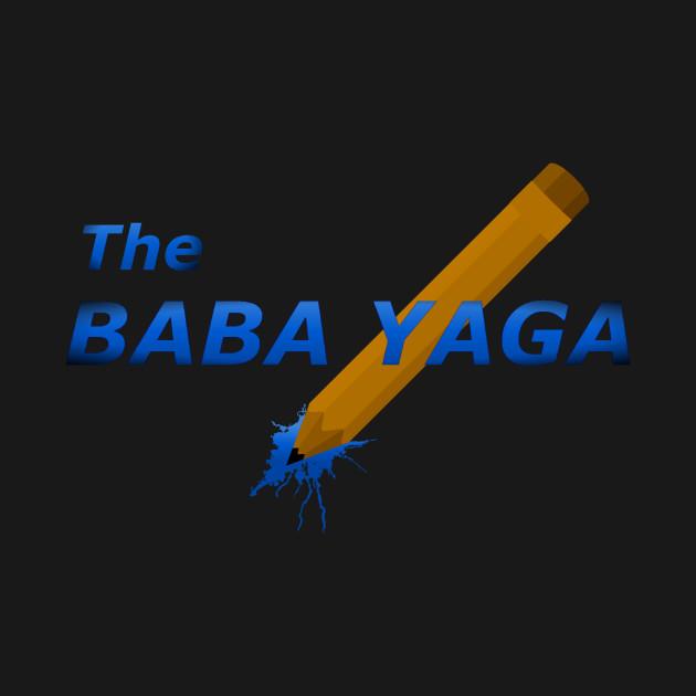 Baba Yaga. The Pencil