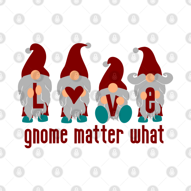 Gnomes Spreading Love