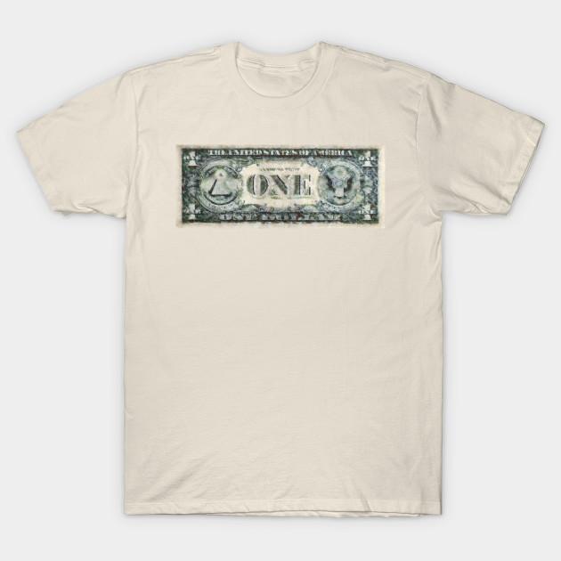 One Dollar Bill T Shirt