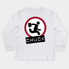 6d1a408cc Chuck Kids Long Sleeve T-Shirts   TeePublic