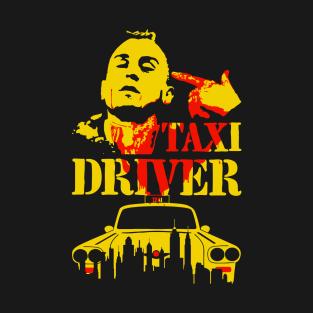 Taxi Driver t-shirts