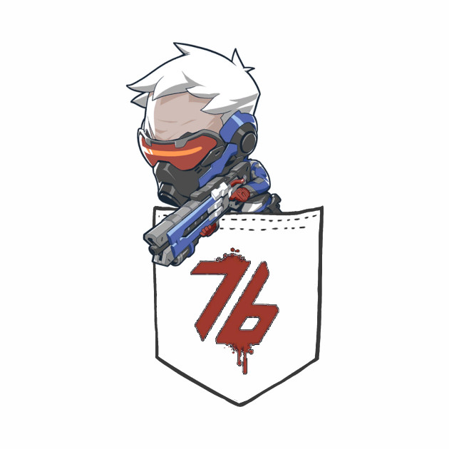 Soldier 76 in My Pocket | Overwatch