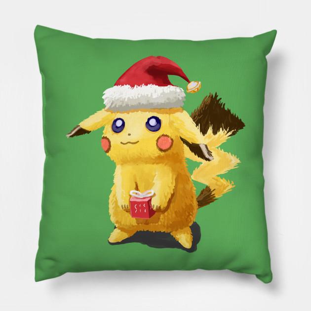 Christmas Pikachu.Pikachu Pokemon Christmas