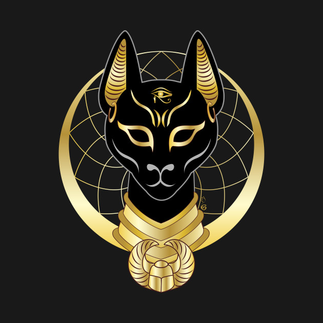 Bastet Bastet Cat Goddess Hoodie Teepublic