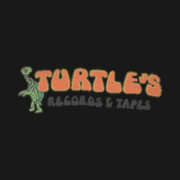 Turtle's Records and Tapes Logo