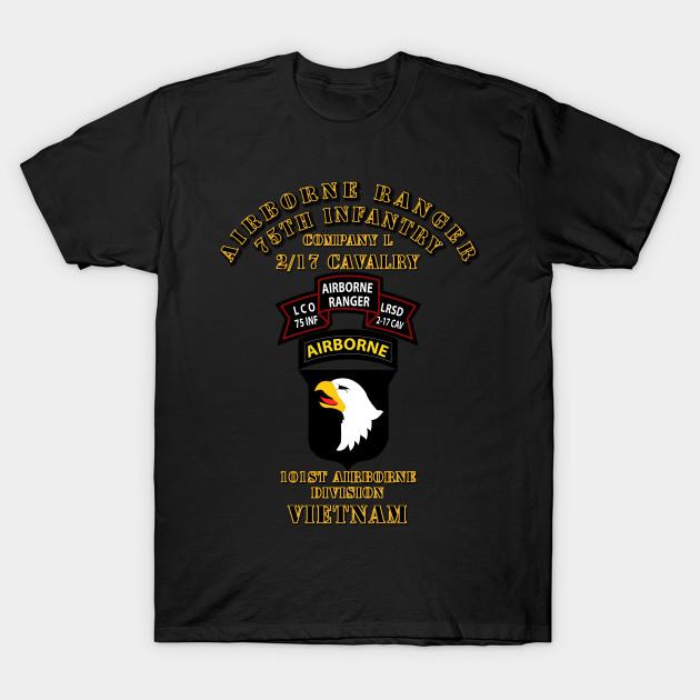 Abn Rgr 2 17 Cav 101abn Div Vietnam Abn Rgr 2 17