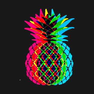 CMYK Pineapple