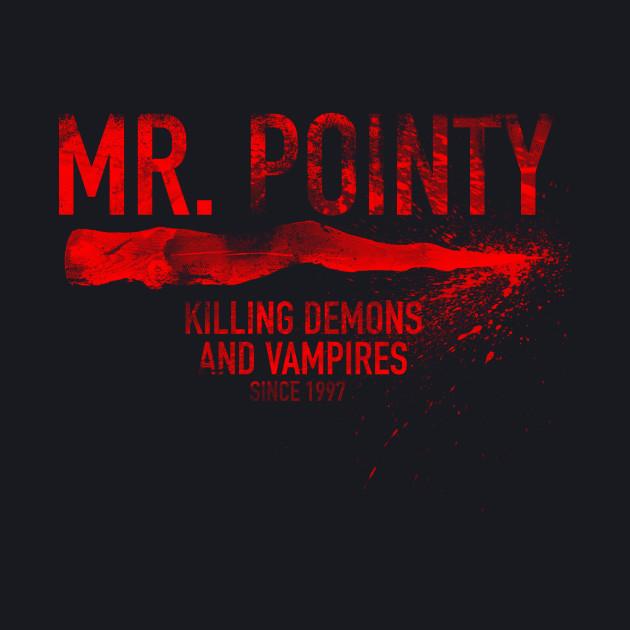 Mr. Pointy