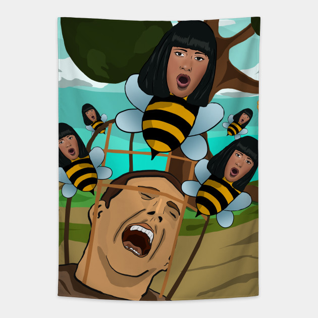 Not The Cardi Bees