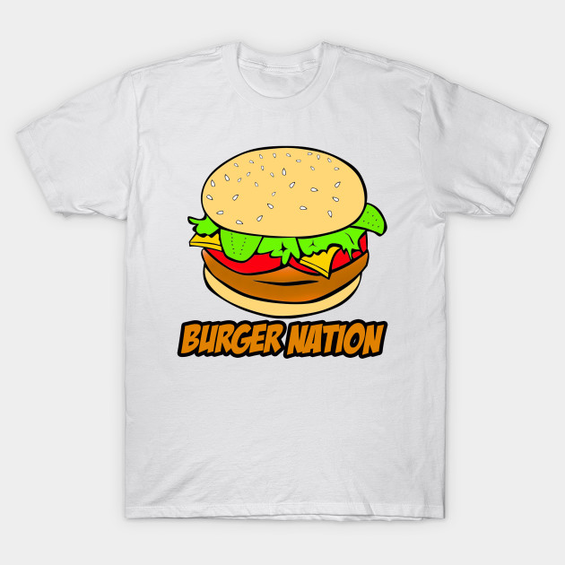 Burger Nation Tee
