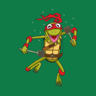 Teenage Mutant Ninja Frog t-shirts