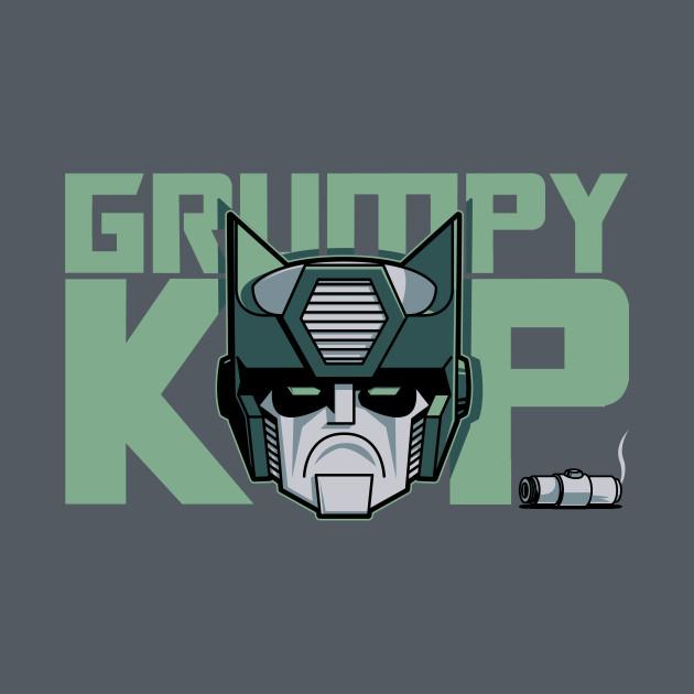 Grumpy Kup