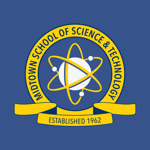 Midtown School of Science and Technology Logo