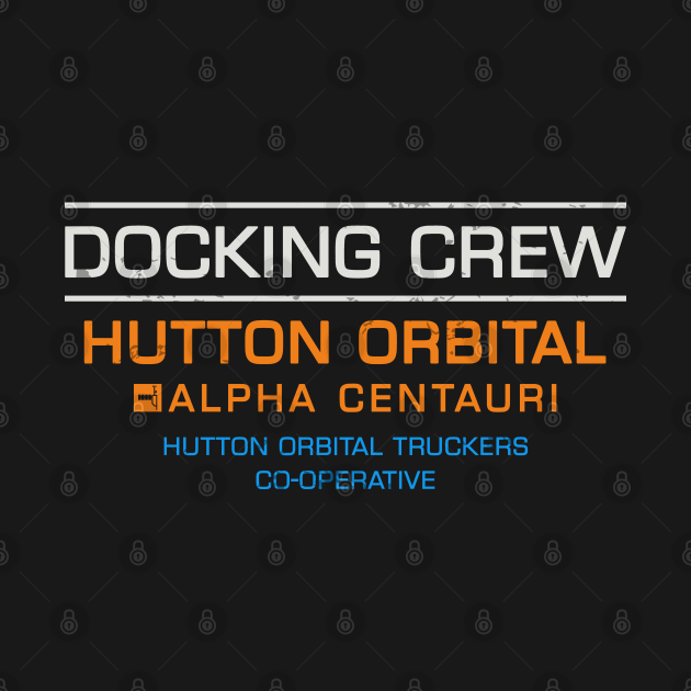 DOCKING CREW HUTTON ORBITAL
