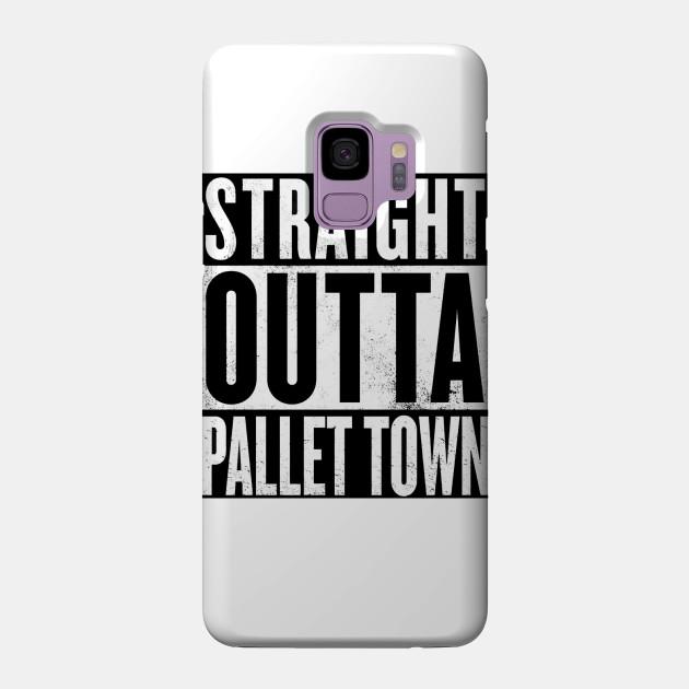 Pallet Town! iPhone Case